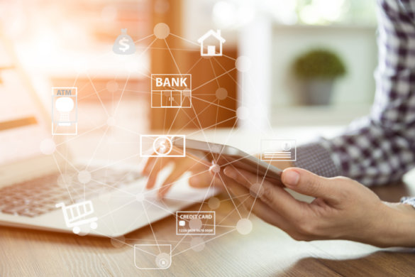 mobile banking network